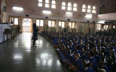 A Session on Mental Maths was organized for the students of Std VII , VIII and IX.