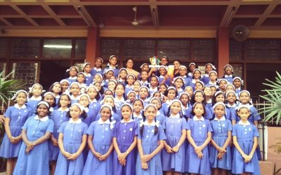 BEST CLASS FOR THE YEAR 2017-2018